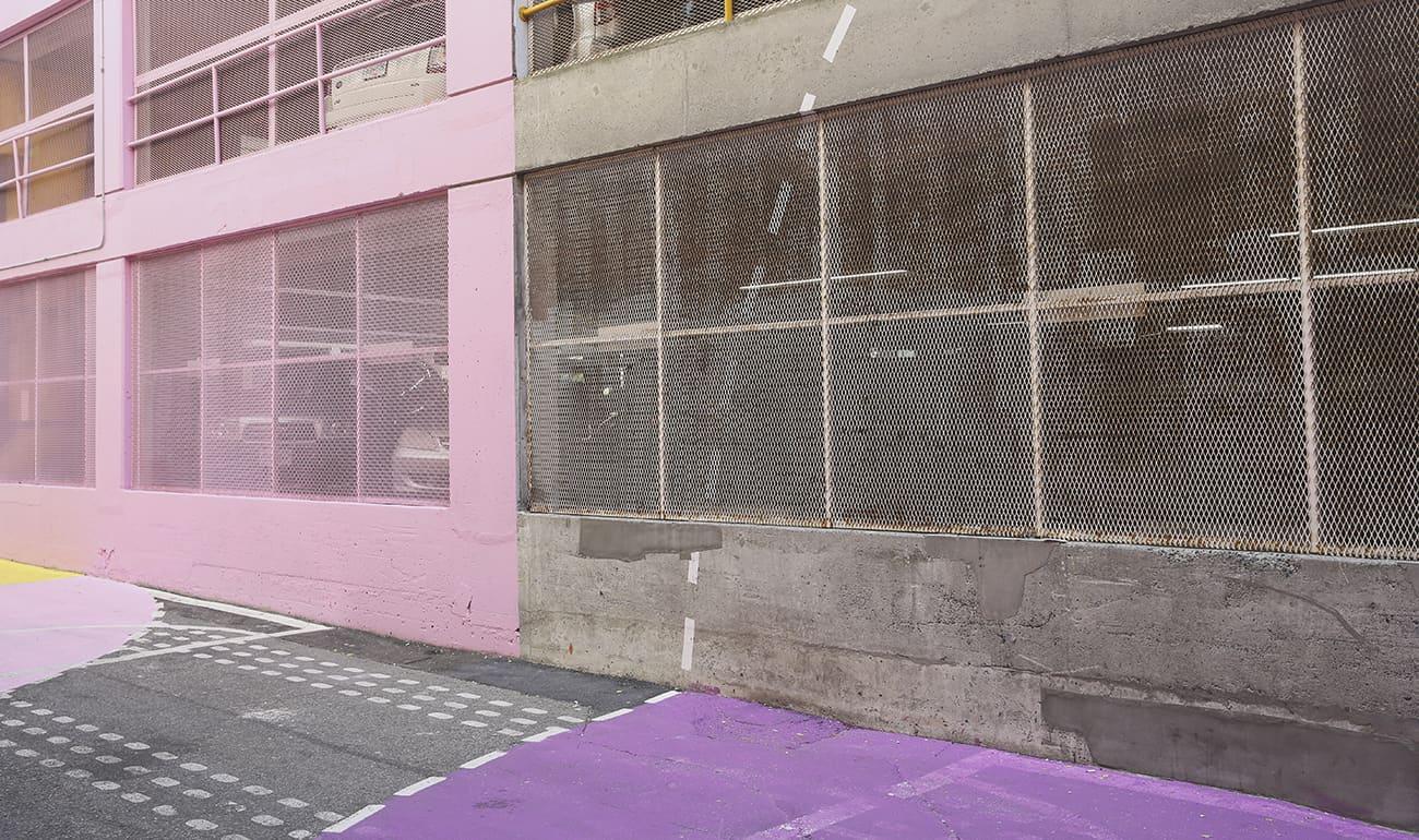 Callejón Rosa | Pink Alley